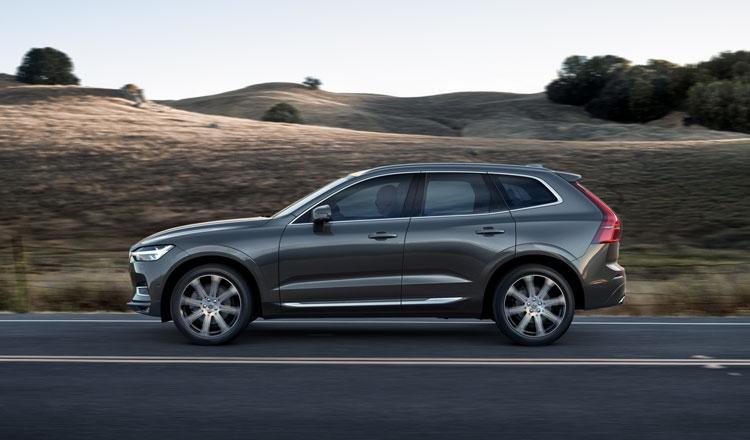 Купить Volvo XC60 у официального дилера