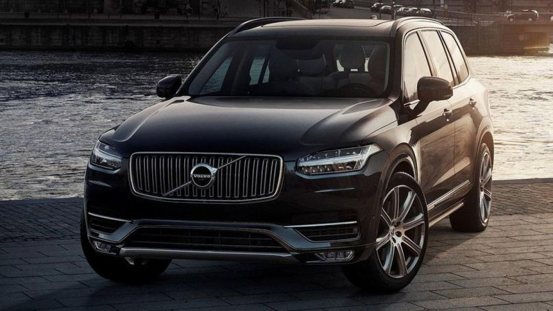 Купить Volvo XC90 у официального дилера